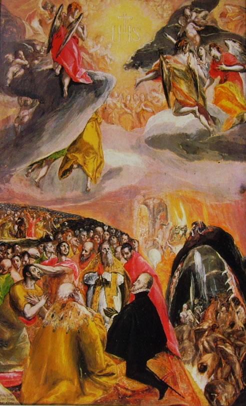 El Greco: Allegoria della lega santa