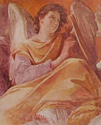 Guido Reni: Dipinti nel palazzo del Quirinale - Madonna accolta dall'Eterno