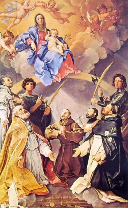 Pala del voto di Guido Reni