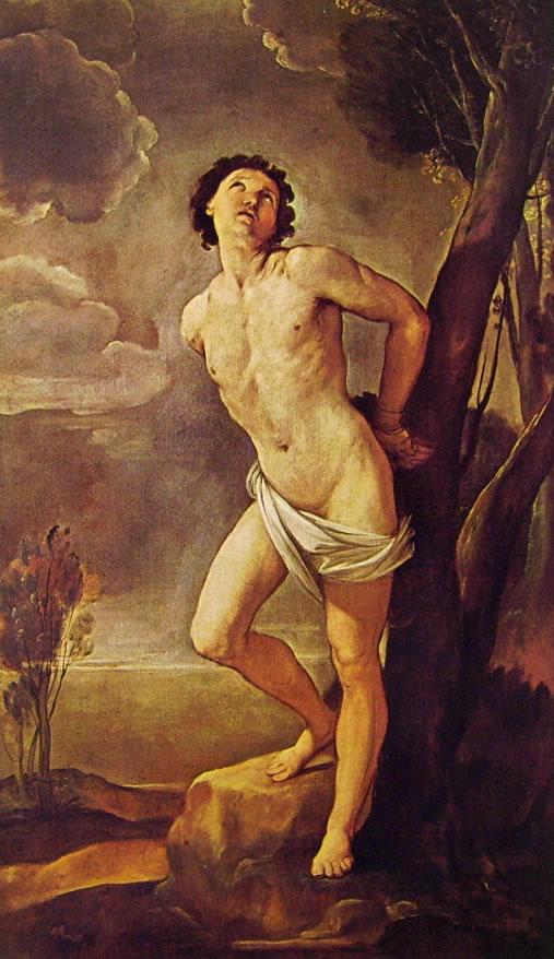 San Sebastiano (Pinacoteca Nazionale di Bologna) di Guido Reni