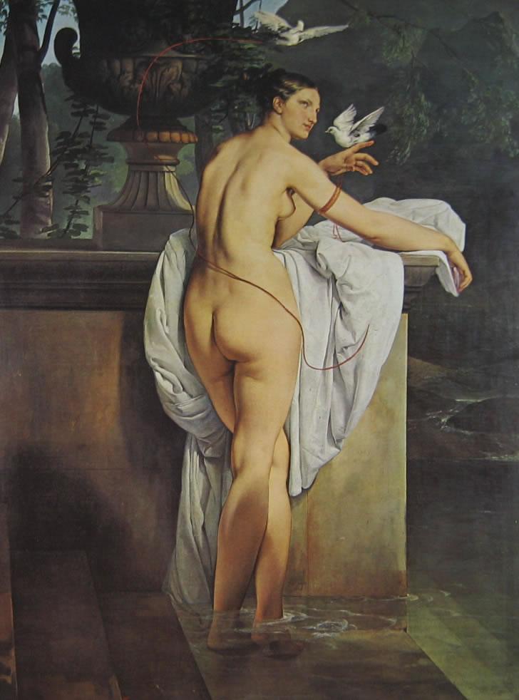 Francesco: Carlotta Chabert come Venere