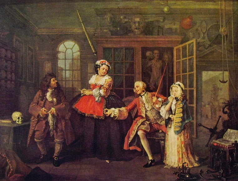 Matrimonio In Francese : Quot dal ciarlatano di william hogarth