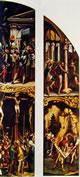 11 Holbein - Pannelli di un altare della passione
