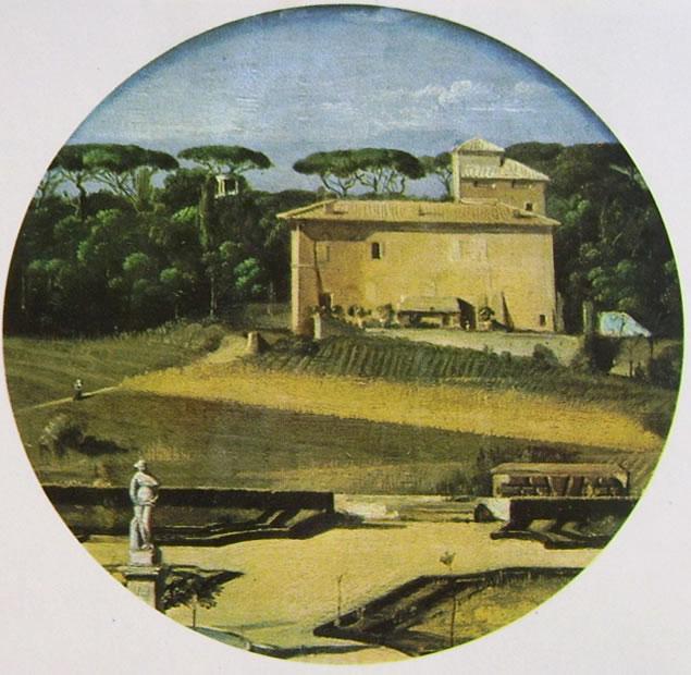 Jean-Auguste-Dominique Ingres: Il casino di Raffaello a Roma
