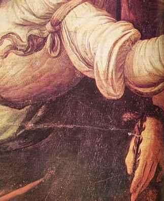 Leonardo - L'annunciazione