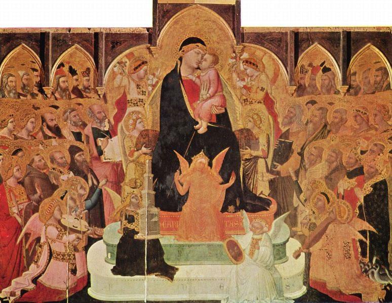 Ambrogio Lorenzetti: Maestà