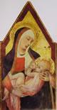 9 Ambrogio Lorenzetti - Natività della Vergine