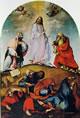 12 Lotto - Pala della Trasfigurazione a Recanati