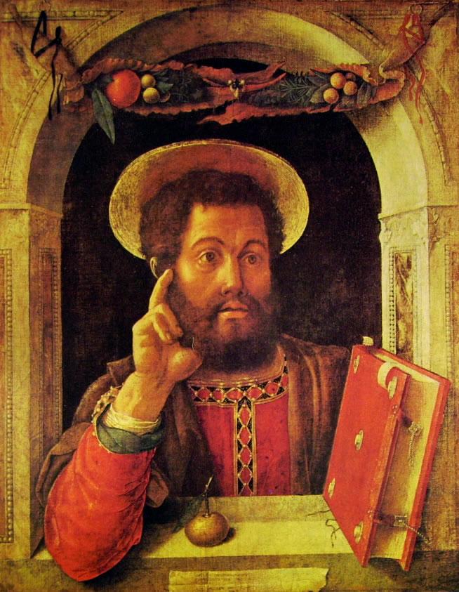 Mantegna: San Marco (Francoforte sul Meno)