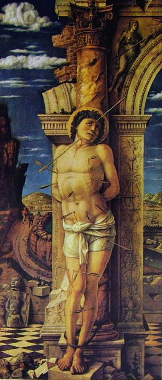 San Sebastiano (Vienna) di Mntegna