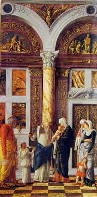 La Circoncisione, cm. 42,5