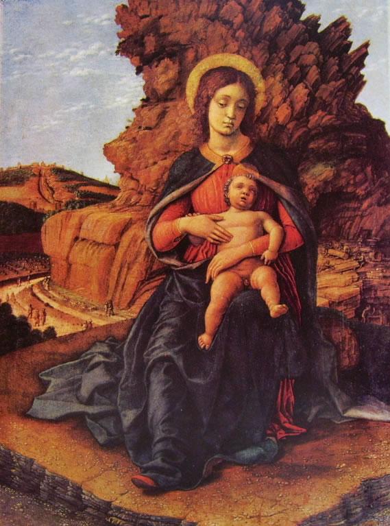 Mantegna: Madonna delle Cave
