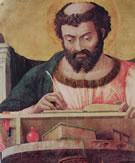 7 Mantegna - Polittico di San Luca - San Luca