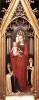 Madonna col Bambino e le committenti