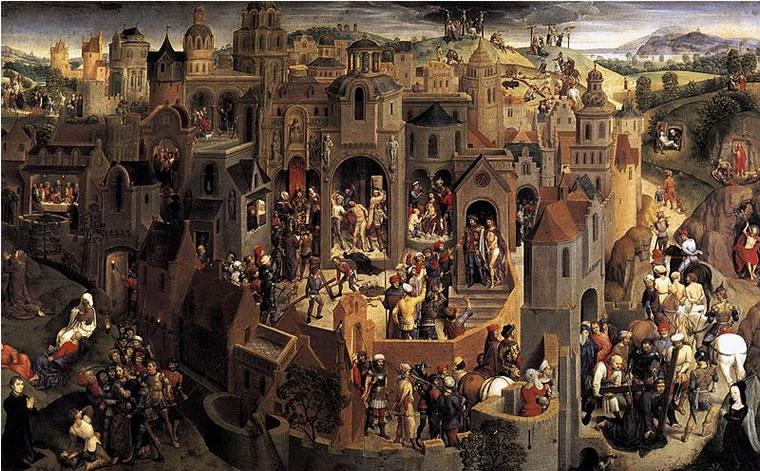 Hans Memling: La passione (Torino)