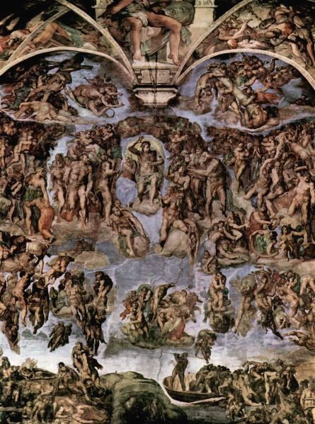Michelangelo: Il Giudizio finale