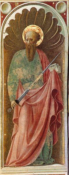 Paolo Uccello: San Paolo (Duomo di Prato)