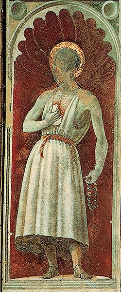 Paolo Uccello: San Gerolamo (Duomo di Prato)