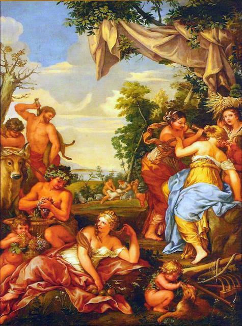 Pietro da Cortona: L'età dell'argento (Palazzo Pitti)