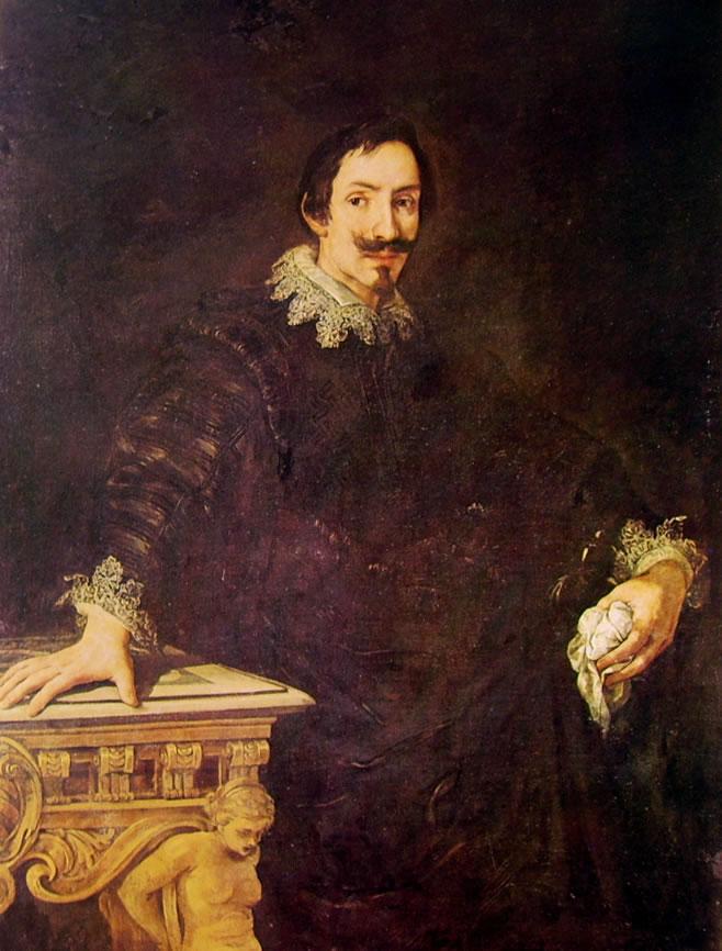 Pietro da Cortona: Ritratto di Marcello Sacchetti