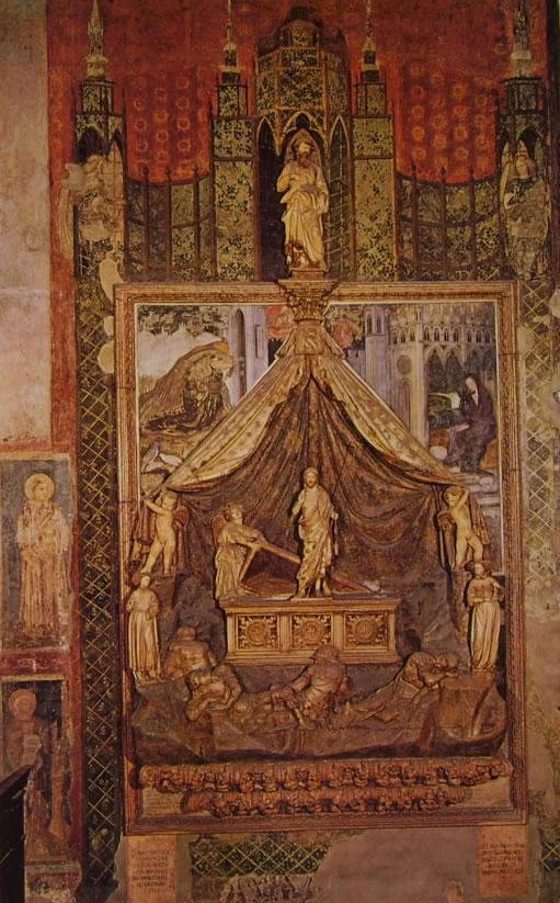 Pisanello: L'Annunciazione della basilica di S. Fermo