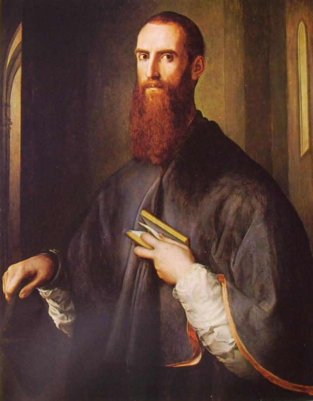 19 Pontormo - Ritratto di Niccolò Ardinghelli