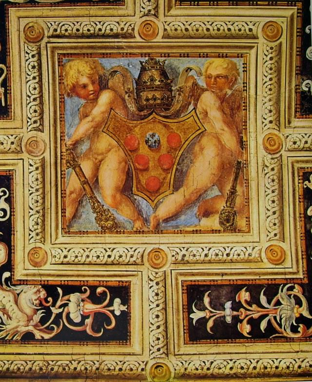 Pontormo - Decorazione della Cappella del papa