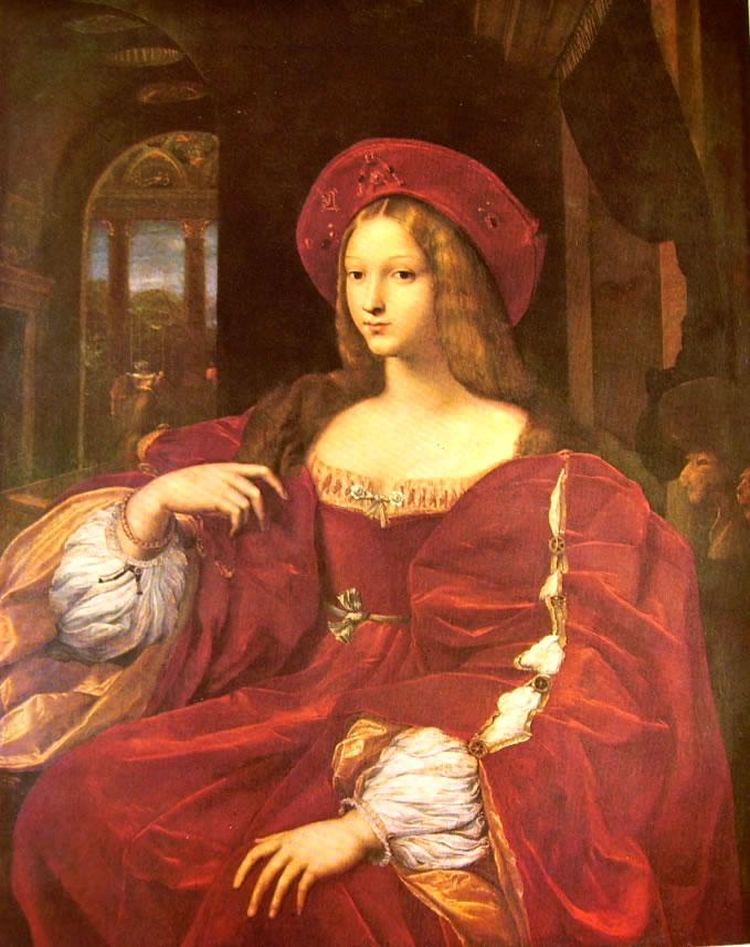 Raffaello Sanzio: Giovanna d'Aragona