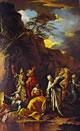 20 Salvator Rosa - San filippo battezza l'eunuco della regina Candace