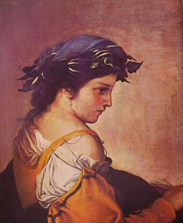 Salvator Rosa: La Poesia (Galleria Nazionale d'Arte antica)
