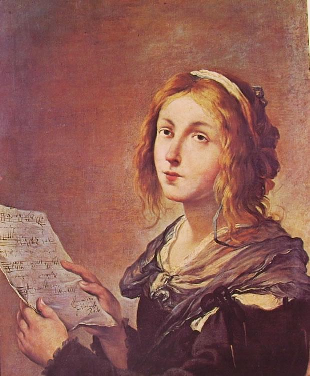Salvator Rosa: La Musica (Galleria Nazionale d'Arte antica)