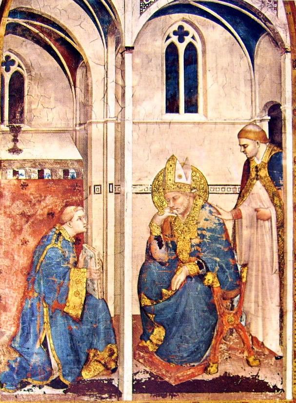 Storie di San Martino - Meditazione, cm. 390 x 200