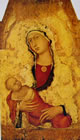 9 Simone Martini - Madonna col bambino