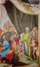 10 Gian Battista Tiepolo - Particolare degli affreschi dell'arcivescovado