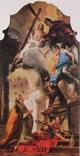 25 Gian Battista Tiepolo - San Clemente papa adora la Trinità
