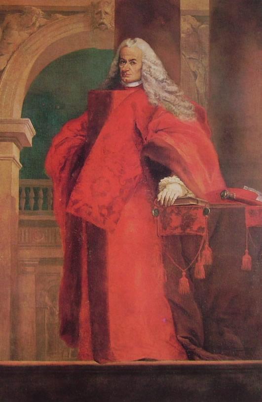 Il Tiepolo: Ritratto di procuratore