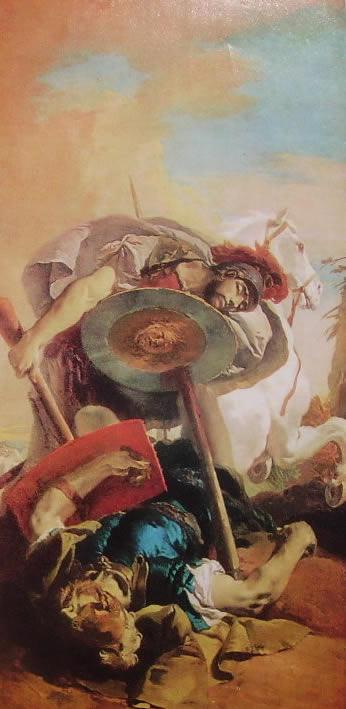 Il Tiepolo: Eteocle e Polinice