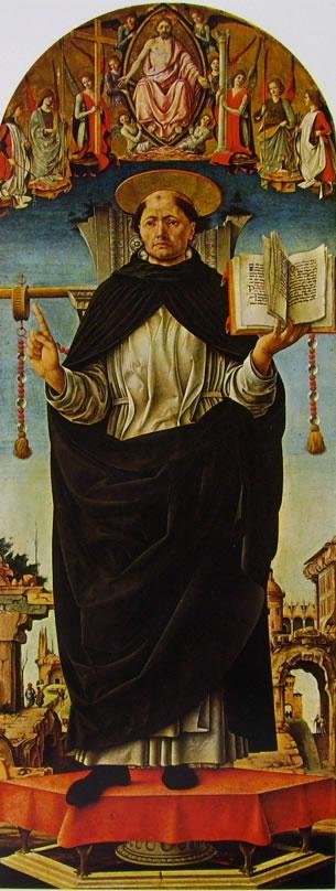 Francesco del Cossa: San Vincenzo Ferrer (Londra)