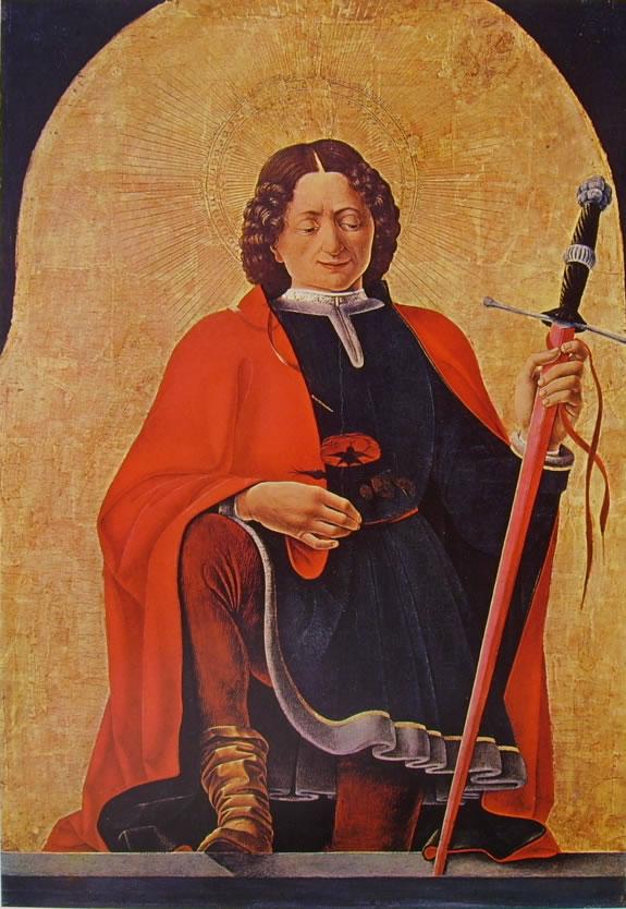 Francesco del Cossa: San Floriano