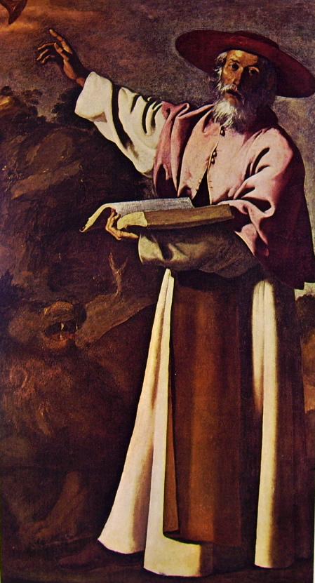 Francisco Zurbarán:San Gerolamo
