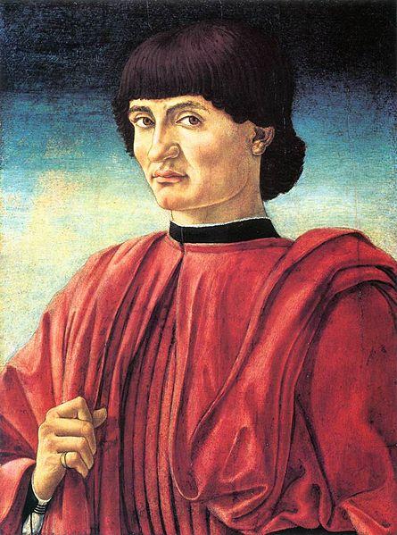 Andrea del Castagno: Ritratto d'uomo (Washington)