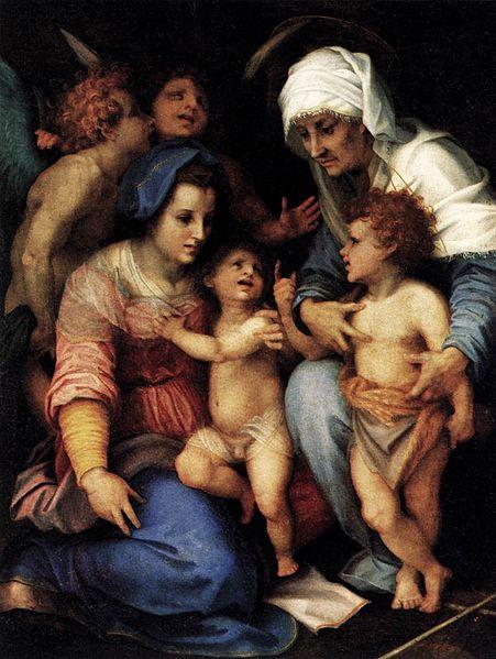Andrea del Sarto: Madonna degli Angeli