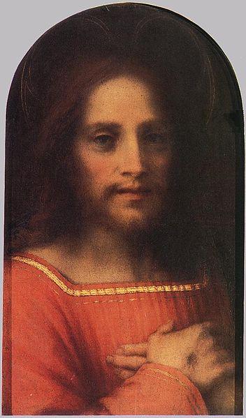 Andrea del Sarto: Salvatore (in Santissima Annunziata a Firenze)