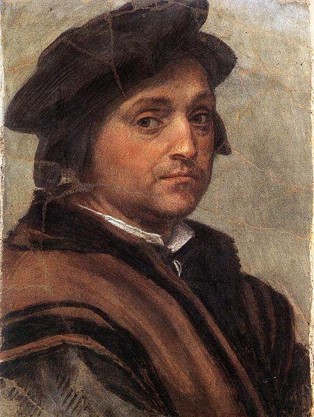 Autoritratto di Andrea del Sarto