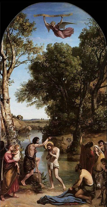 Pittore Camille Corot