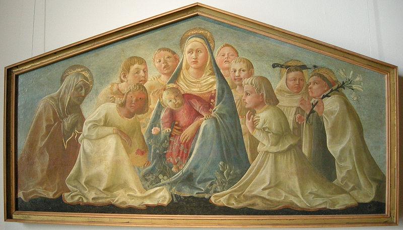 Filippo Lippi: Madonna Trivulzio