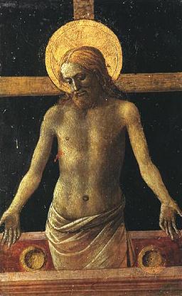 Filippo Lippi: Cristo in Pietà (Museo Horne, Firenze)