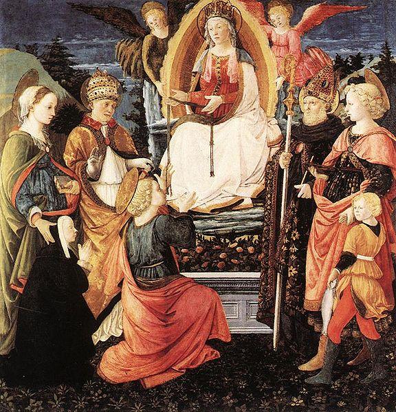 Filippo Lippi: Madonna della Cintola