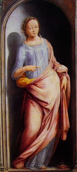 Fra Bartolomeo: Porzia