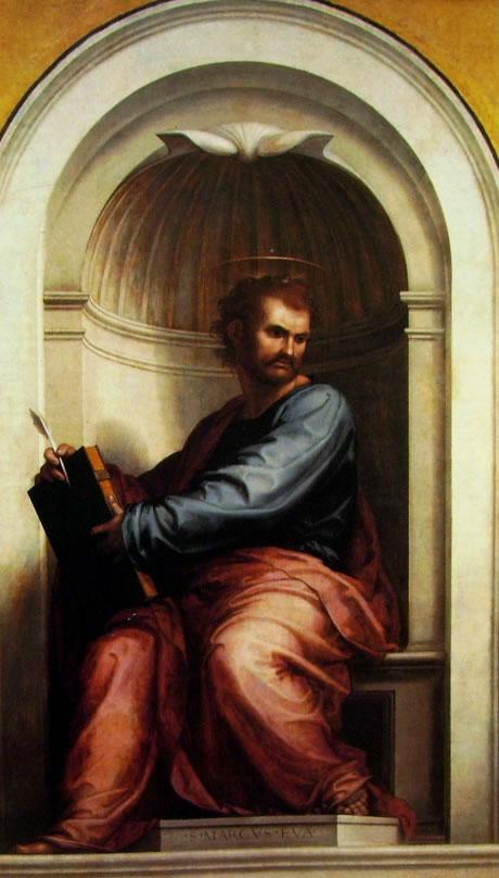 Fra' Bartolomeo: San Marco (Palazzo Pitti)